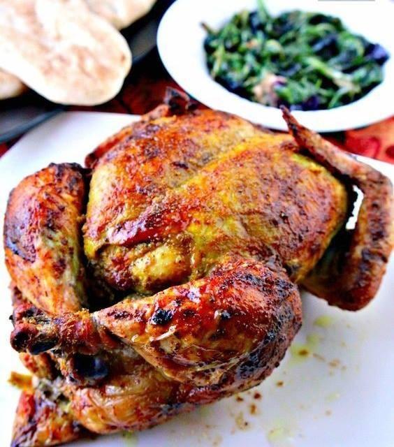 دجاج هندي سبايسي