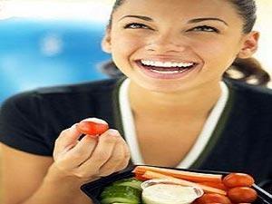 الغذاء المتوازن يجنبك الهالات السوداء