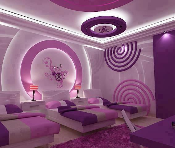 غرف نوم للبنوتات2016 غرف بالون الوردي ديكور غرفة بنوتات احلى غرف لون زهري غرف