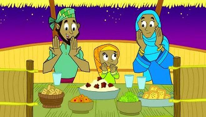 الملك محمد السادس يستمع لتلاوة خاشعة من الطفل الزبير الغوزي ويمنحه جائزة في ليلة  القدر