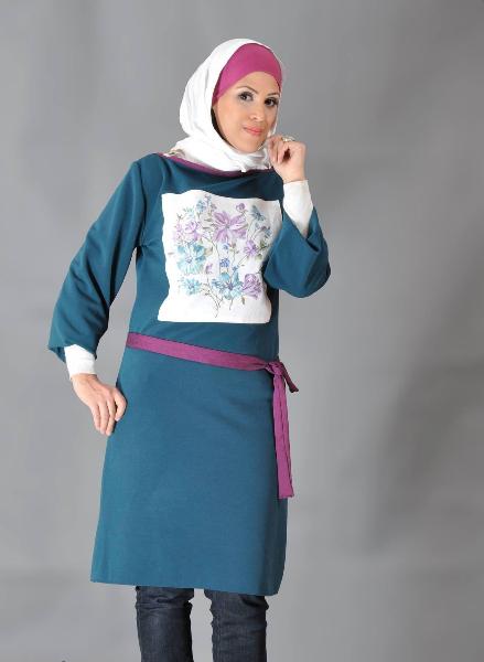 b6135b0597554 أزياء سارة ملس حجاب محجبات