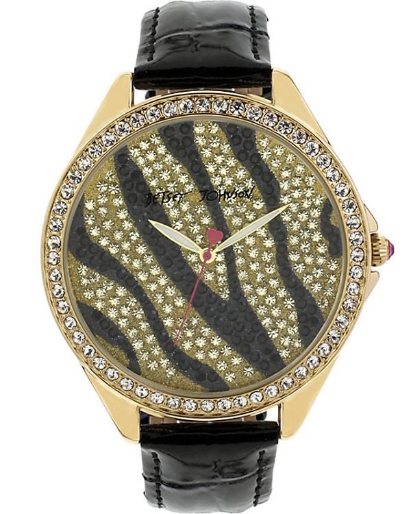 2015 betsey Johnson betsey-johnson-watch