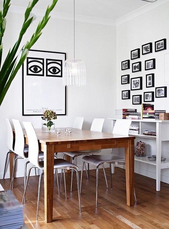 esszimmer holztisch. Black Bedroom Furniture Sets. Home Design Ideas