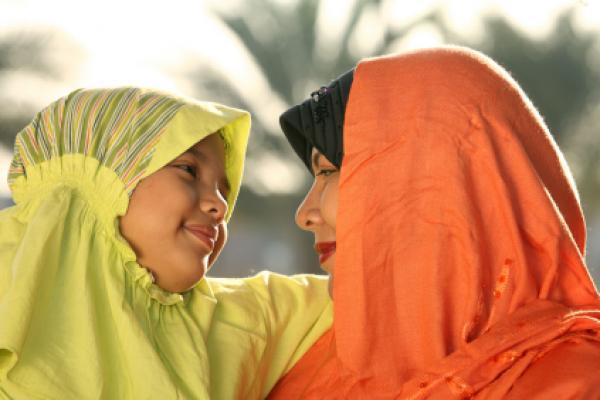 كيف ينتظم أطفالنا في الصلاة Eid-al-fitr-au